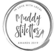 muddy stilettos awards 2019 logo